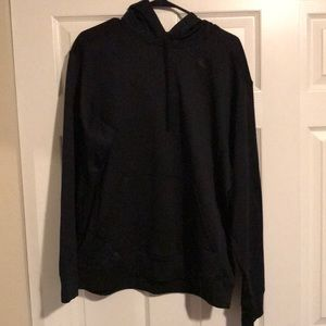 Black Nike therma fit hoodie